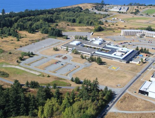 NAS Whidbey Hospital Mechanical Plant Retrofit