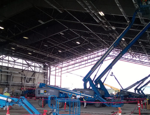 Naval Air Station Whidbey Island Hangar 6 Renovation and Reconstruction