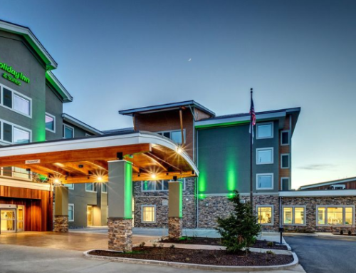 Holiday Inn, Bellingham International Airport