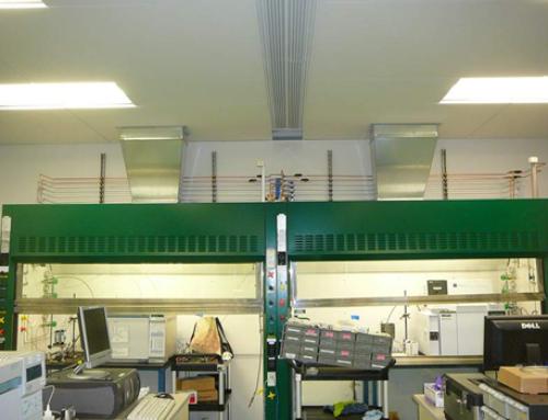 Conoco Phillips Testing Laboratory